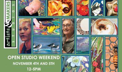 Fall Open Studios!!