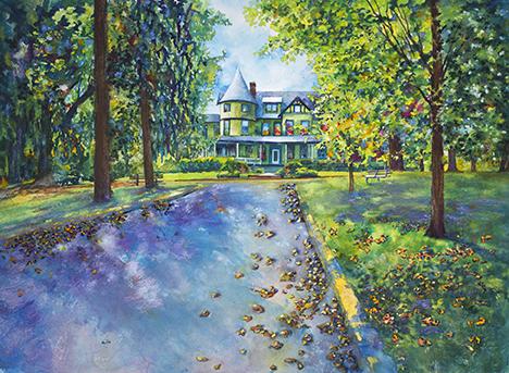 Debra Halprin-D-A-Circle Manor 4x6 72dpi