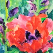 Painting Classes with Resident Artist Cathy Hirsh