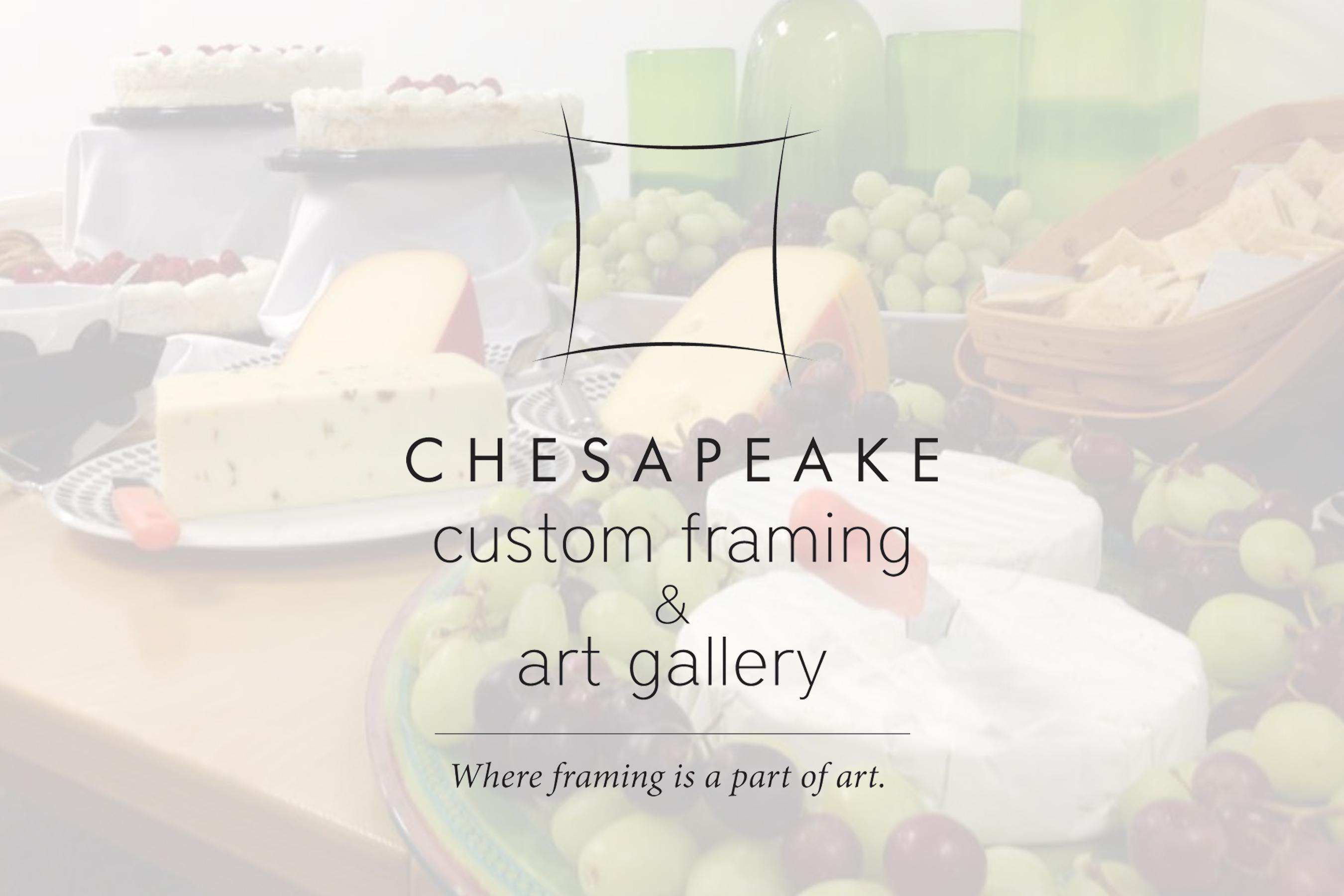 Chesapeake Framing   Artists and Makers Studios