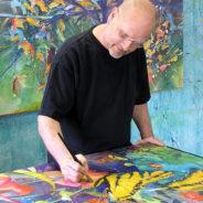 Watercolor with David R. Daniels