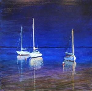 night trio - Cindy Packard Richmond