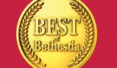 BEST OF Bethesda Magazine 2018 Editors' Pick, Best Place to Experience Art!!