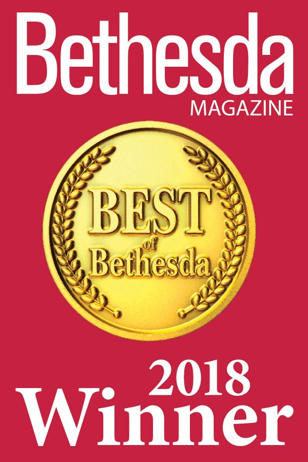 Editors' Pick, Best Place to Experience Art 2018 Best of Bethesda Magazine