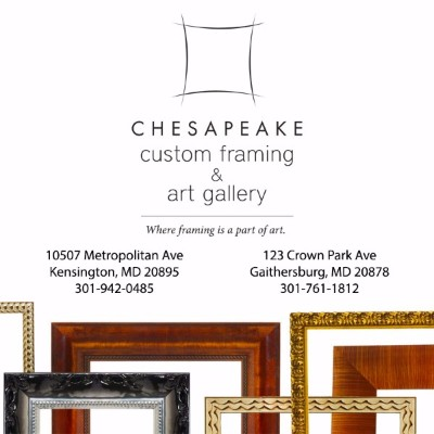 Chesapeake Custom Framing