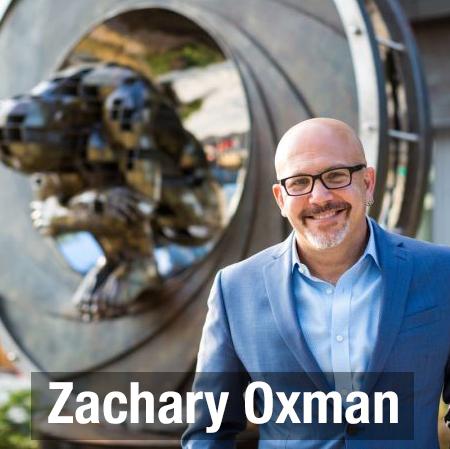 Zachary Oxman, Sculptor
