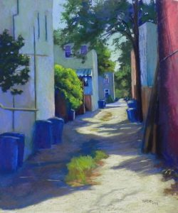 Photo: Back Alley Blues.